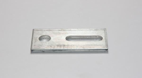Adapterblech A2 f.Stockschrauben M12