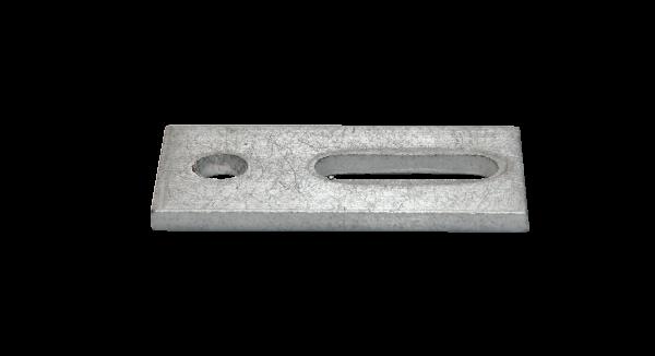 Adapterblech A2 (M10)