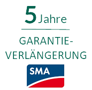 SMA 5 Jahre Garantieverlängerung Comfort bis 50 kVA