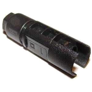 TE Steckverbinder plus 4mm² Stift