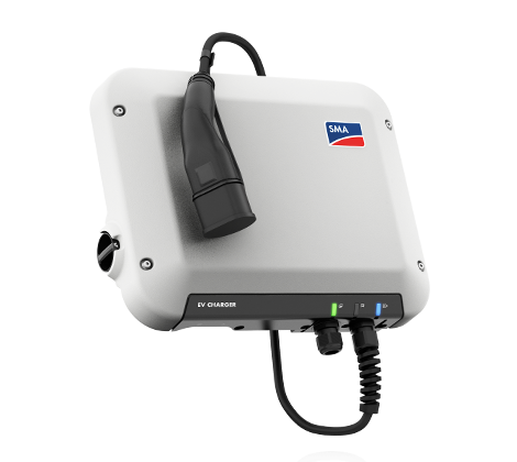 Ladestation SMA EV Charger