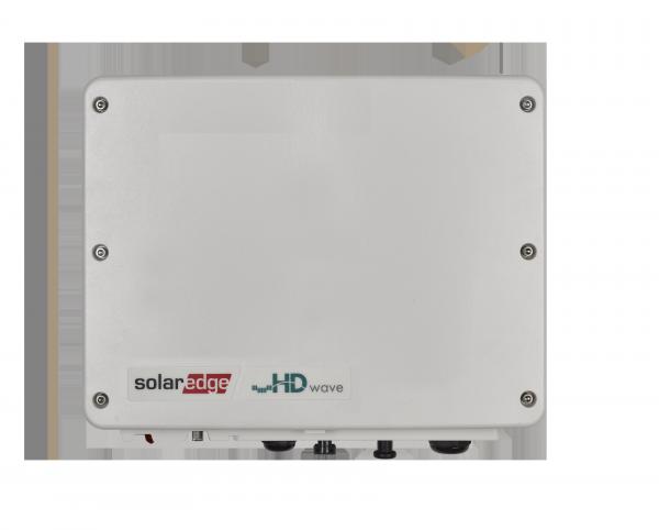 SolarEdge WR SE5000H SetApp