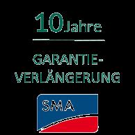 SMA 10 Jahre Garantieverlängerung Comfort bis 25 kVA