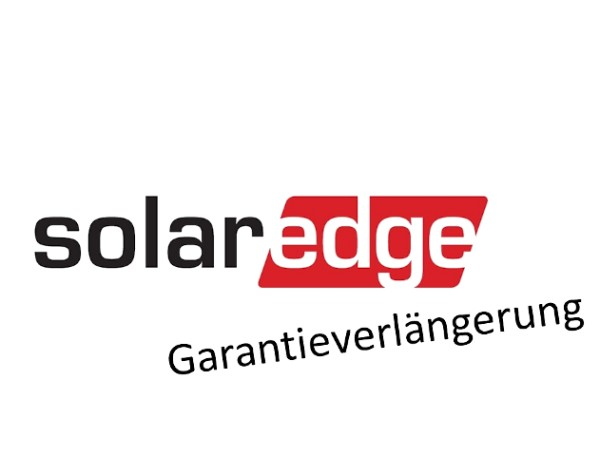 SolarEdge GV 1-phasige WR 4-6kW 20 J.