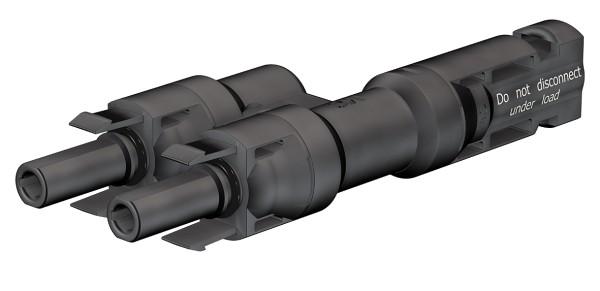 MC4-Abzweigstecker PV-AZS4