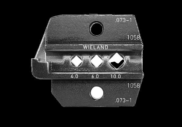 Prysmain/Wieland Crimpeinsatz 12.073-1