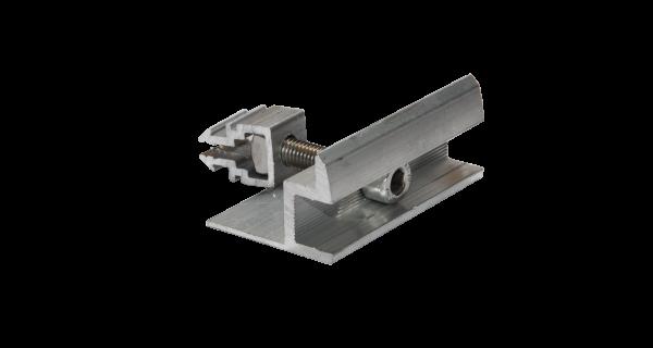 Modulendklemme Clip ALU (MH 38mm)