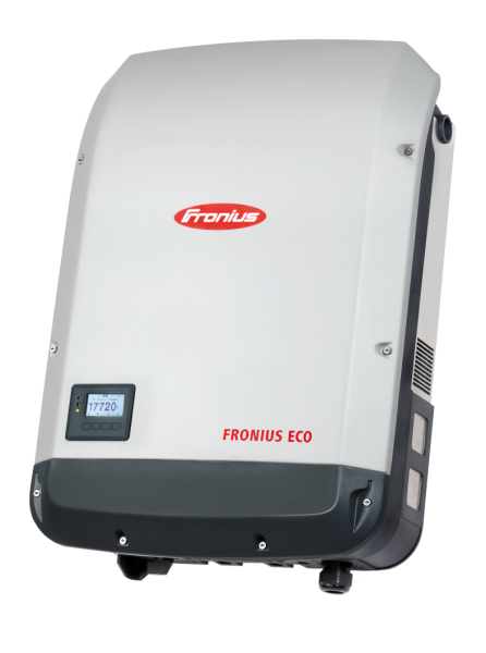 Wechselrichter Fronius Eco 27.0-3-S light