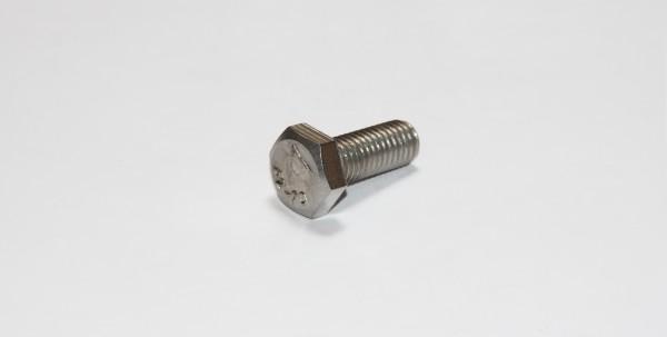 Sechskantschraube DIN 933 A2 / M10x25