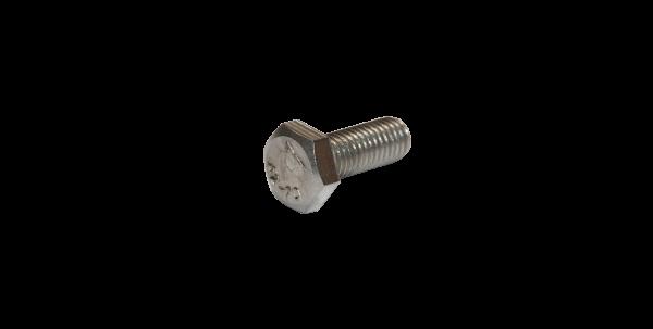 Sechskantschraube DIN 933 A2 (M10x25)