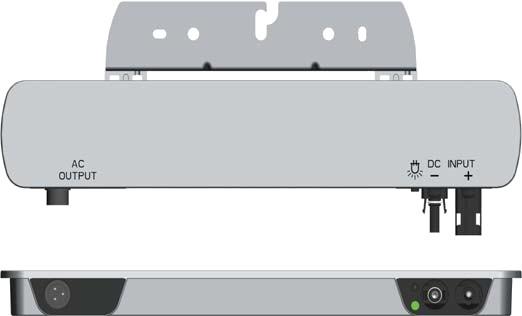 AEconversion INV315-50EU RF - Micro Wechselrichter
