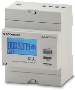 3 Phasensensor 63A für Mini + Pro 9-12