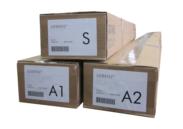 Solo-Start-Kit S1 / RH38 MB 1006 Lorenz-Montagesysteme GmbH