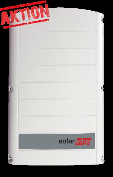 SOLAREDGE WR SE7K-N4 SetApp Aktion