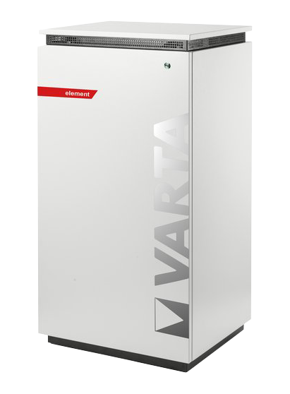 VARTA element 9/S4 (weiß)